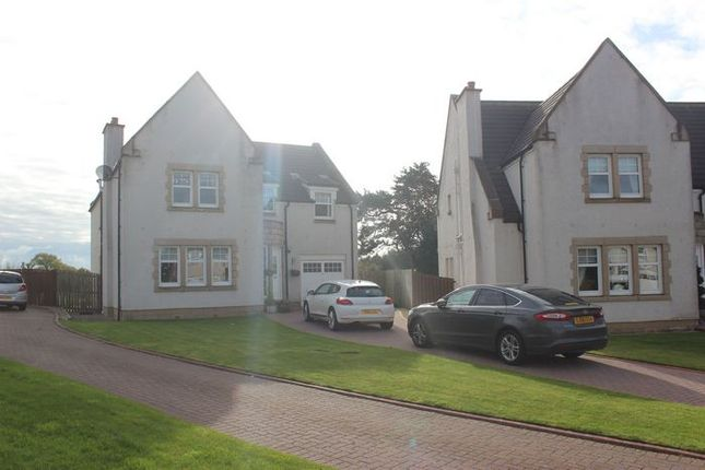 Detached house for sale in St Michaels Mount, Kilmarnock, East Ayrshire