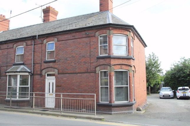 Thumbnail End terrace house for sale in Llansantffraid