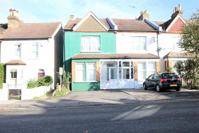 Thumbnail End terrace house for sale in Nightingale Lane, Bromley