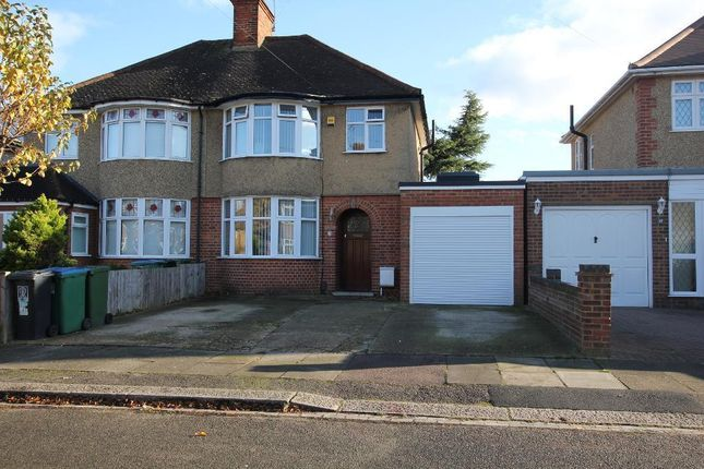 Thumbnail Semi-detached house to rent in Munden Grove, Watford