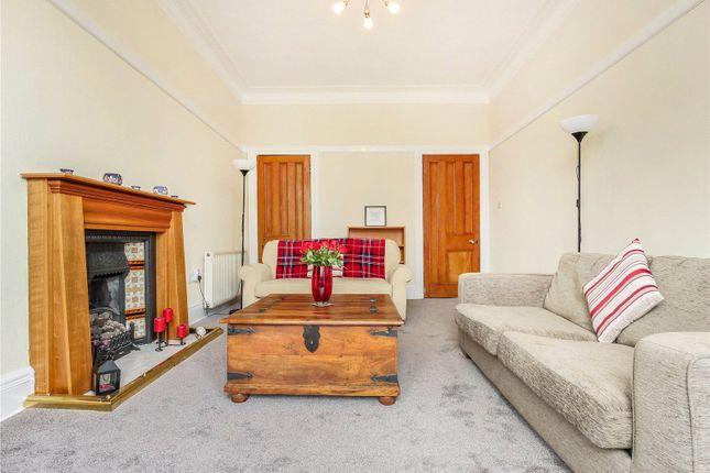 Lounge of Flat 1/2, Torbeck Street, Bellahouston, Glasgow G52