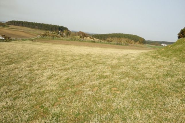 Thumbnail Land for sale in Plot 1 Shougle Brae, Elgin