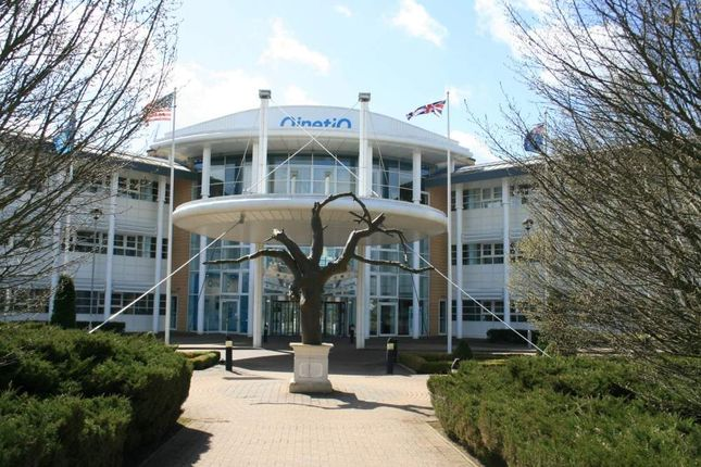 Thumbnail Office to let in Cody Technology Park, Farnborough