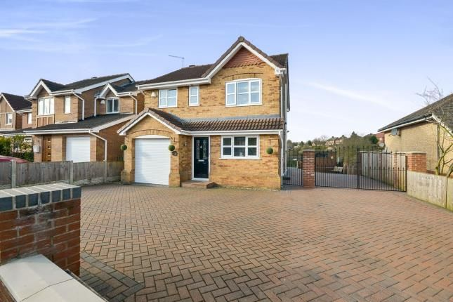 Thumbnail Detached house for sale in Beech Avenue, Kirkby-In-Ashfield, Nottinghamshire, Notts