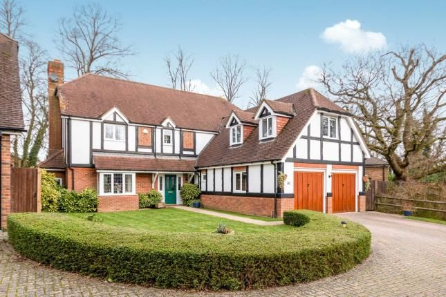 Thumbnail Detached house for sale in Basingstoke, ., Hampshire