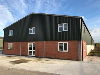 Thumbnail Office to let in Office Suite - Unit 6, Redhill Farm Business Units, Off Top Street, Appleby Magna, Leicestershire