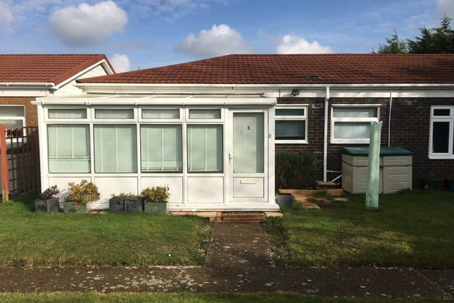 Thumbnail Bungalow to rent in Lundy Walk, Eastbourne