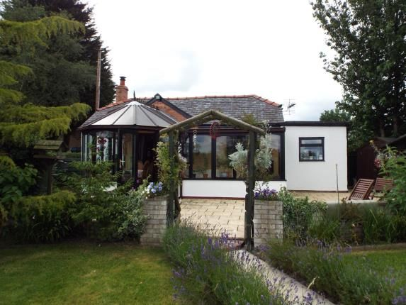 Thumbnail Bungalow for sale in Lon Castanwydden, Leeswood, Mold, Flintshire