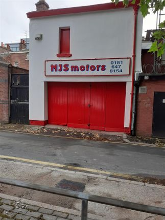 Thumbnail Retail premises for sale in Leasehold Garage Offering Services And Repairs CH41, Merseyside