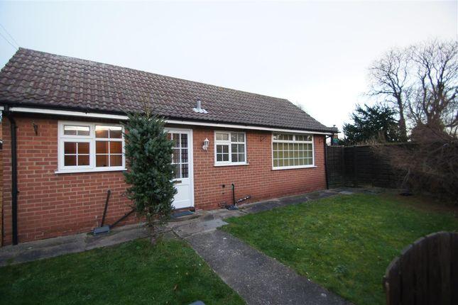 Thumbnail Detached bungalow to rent in Tim Lane, Burton Joyce, Nottingham
