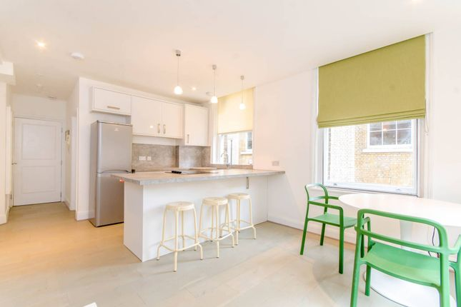 Thumbnail Flat to rent in Sycamore Street, Barbican, London