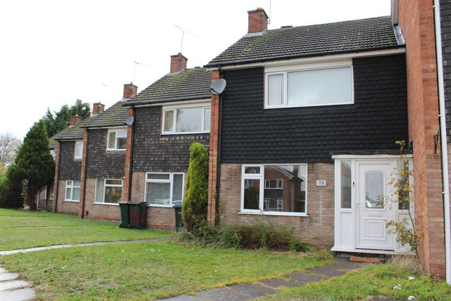 Thumbnail Terraced house to rent in Deerdale Way, Binley, Coventry