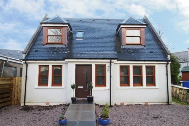 Thumbnail Detached house for sale in Craw Place, Lochwinnoch