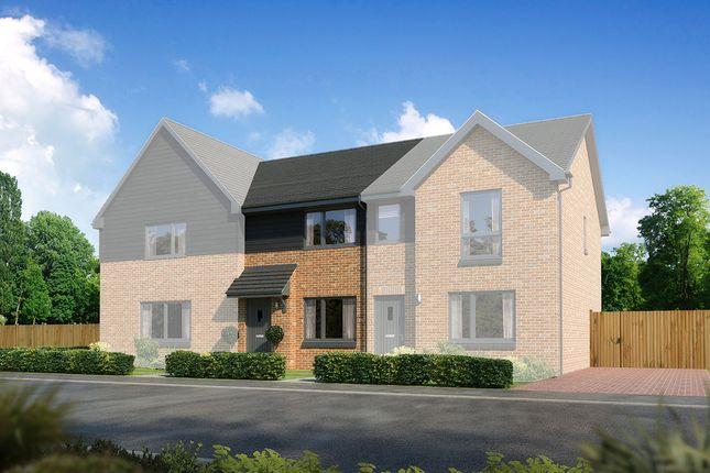 "2 bed terraced house for sale in ""Banbury"" at ""Banbury"" At Countesswells Park Place, Countesswells, Aberdeen AB15"