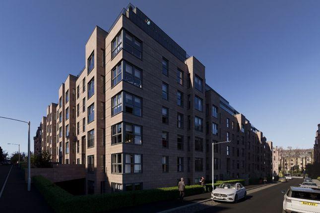 3 bed flat for sale in One Hyndland Avenue Development, Plot 22 - Duplex, West End, Glasgow G11