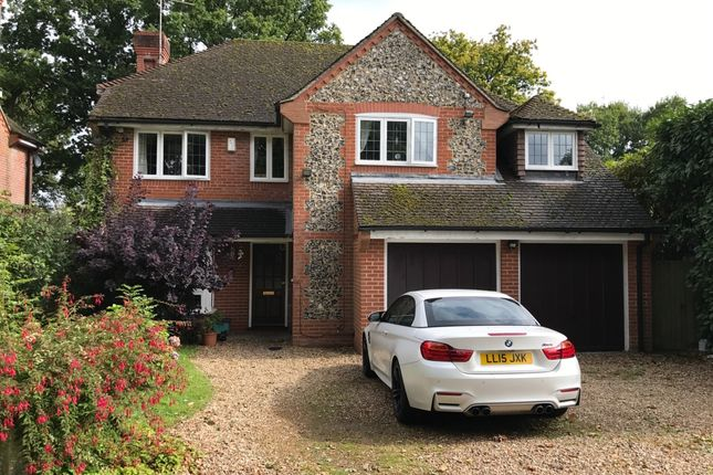 Thumbnail Detached House To Rent In St Johns Road Penn High Wycombe
