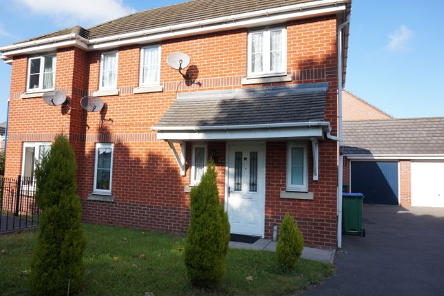 4 bed detached house for sale in Narel Sharpe Close, Smethwick