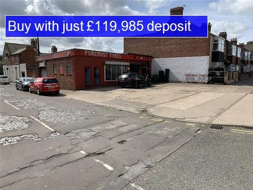 Thumbnail Commercial property for sale in Carlisle Terrace, Sunderland