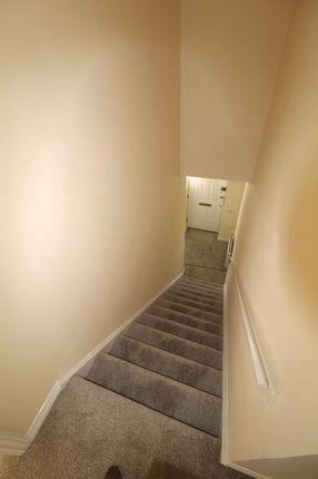 Staircase of Saint Way, Stoke Gifford, Bristol BS34