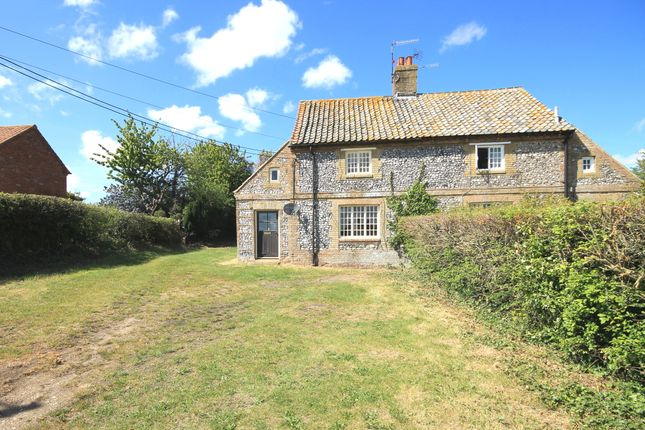 Cottage for sale in Branthill, Wells-Next-The-Sea