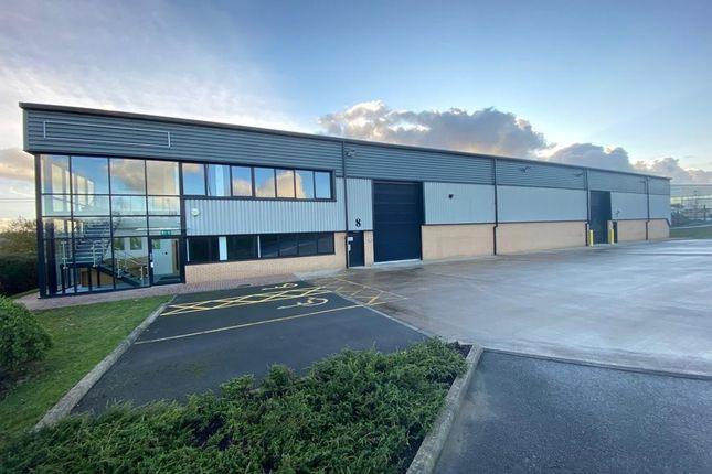 Thumbnail Warehouse to let in Alan Ramsbottom Way, Great Harwood