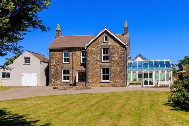 5 bed detached house for sale in Gower Villa Lane, Clynderwen, Pembrokeshire SA66