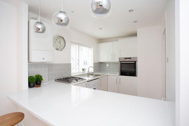 Kitchen of Alban Court, Burleigh Road, St. Albans, Hertfordshire AL1