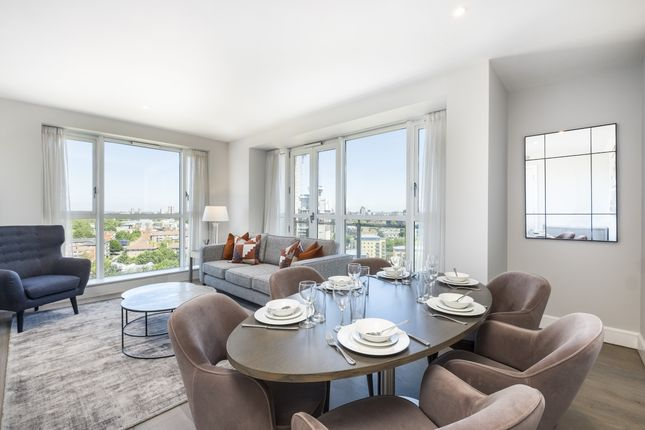 Thumbnail Flat to rent in Westferry Circus, London