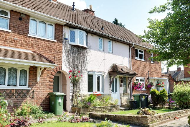 3 bed terraced house to rent in King George Place, Rushall, Walsall WS4