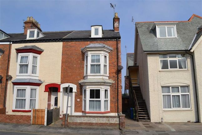Thumbnail End terrace house to rent in Promenade Villas, Headland View, Hornsea, East Yorkshire