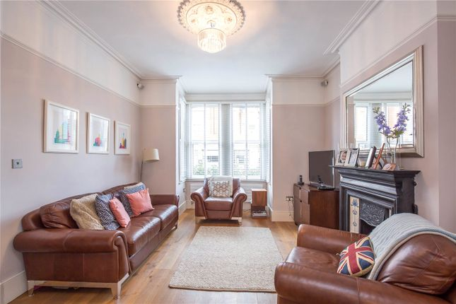 Thumbnail End terrace house for sale in Coleridge Road, Crouch End, London