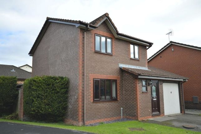 Thumbnail Detached house to rent in Crampton Court, Oswestry