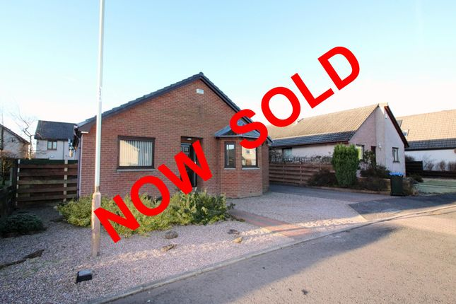 Thumbnail Detached bungalow for sale in Walnut Grove, Blairgowrie