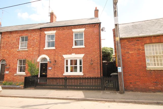 Thumbnail End terrace house for sale in New Street, Weedon