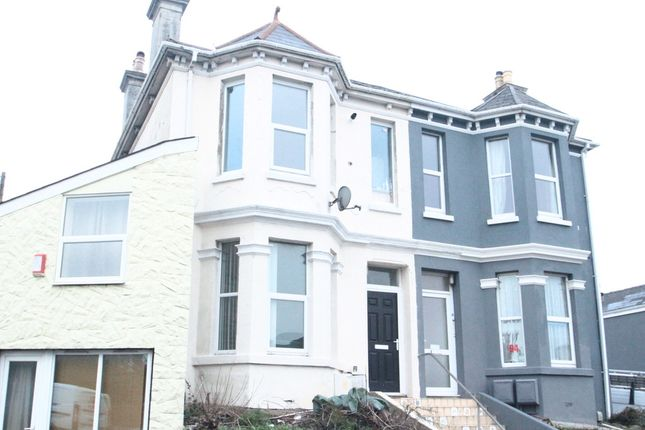 Thumbnail Flat for sale in Hyde Park Road, Peverell, Plymouth