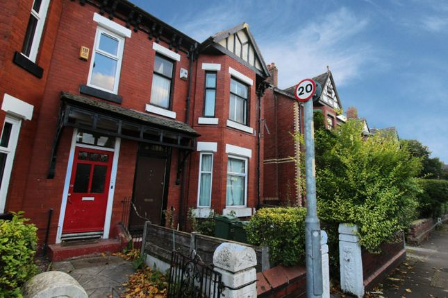 Thumbnail Semi-detached house for sale in Everett Road, Manchester, Greater Manchester