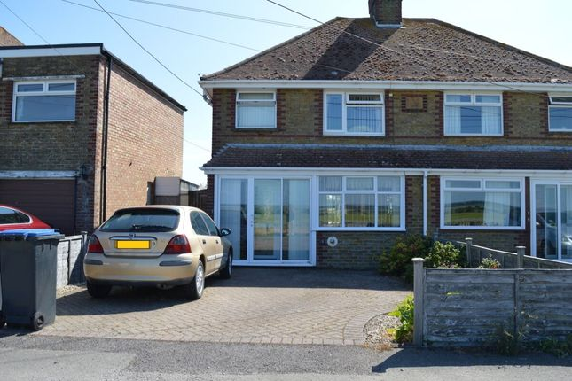 Thumbnail Semi-detached house for sale in Summer Road, St. Nicholas At Wade, Birchington