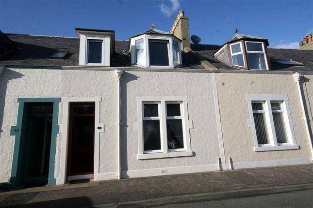 Thumbnail Terraced house for sale in 25, Miller Terrace, St Monans, Fife