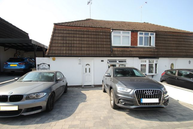 Thumbnail Semi-detached house for sale in Shelley Close, Orpington