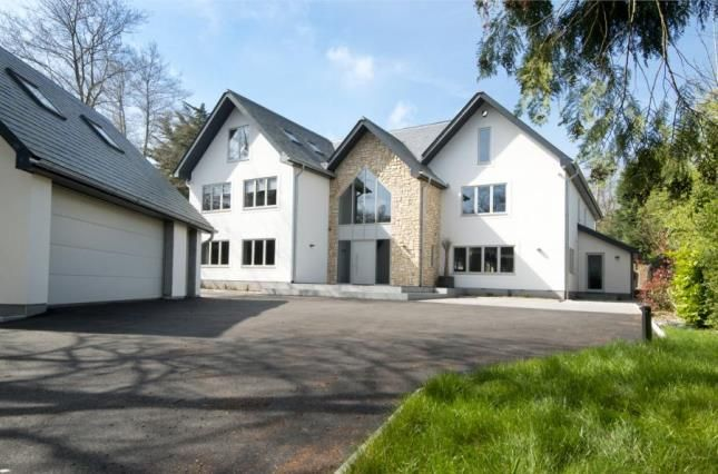Thumbnail Detached house for sale in Ninhams Wood, Keston Park