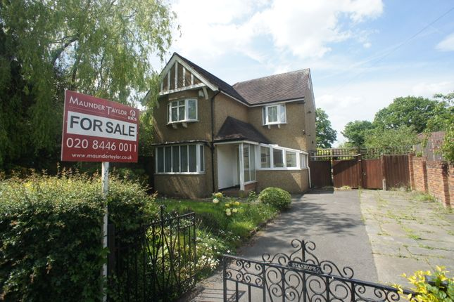 Thumbnail Detached house for sale in Barnet Road, Arkley