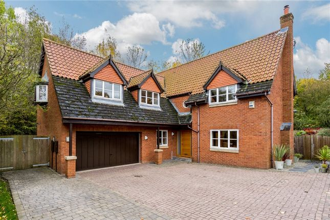 Thumbnail Detached house for sale in Abbey Mill Gardens, Knaresborough, North Yorkshire