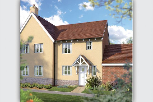 """Thumbnail Semi-detached house for sale in """"The Southwold"""" at Harbour Road, Seaton"""
