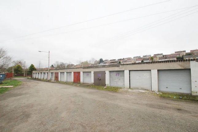 Thumbnail Land for sale in Portfolio Of 13 Garages, Kings Park, Glasgow G445Du