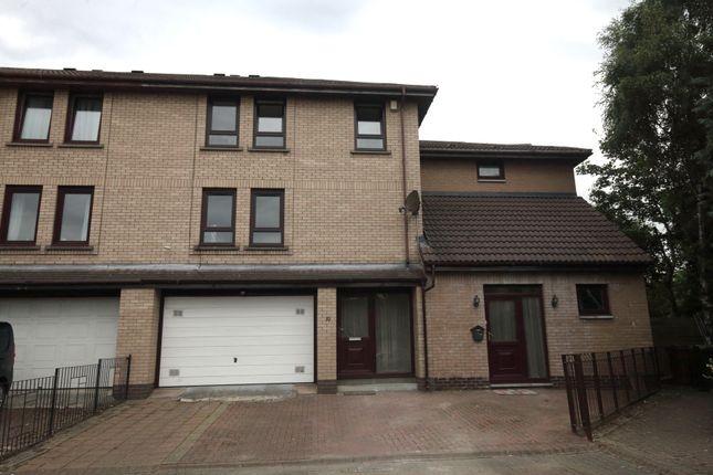 Thumbnail Semi-detached house for sale in Marine Gardens, Govan, Glasgow