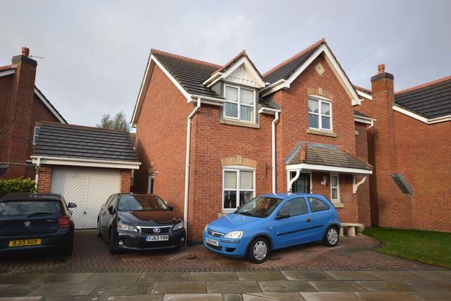 Thumbnail Detached house for sale in Birchtree Drive, Waddicar, Liverpool