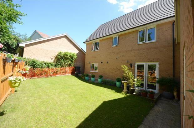 Thumbnail Detached house for sale in Gabriel Street, Saffron Walden, Essex