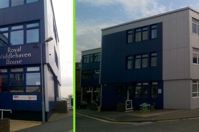 Office to let in Royal Middlehaven House, Gosford Street, Middlesbrough