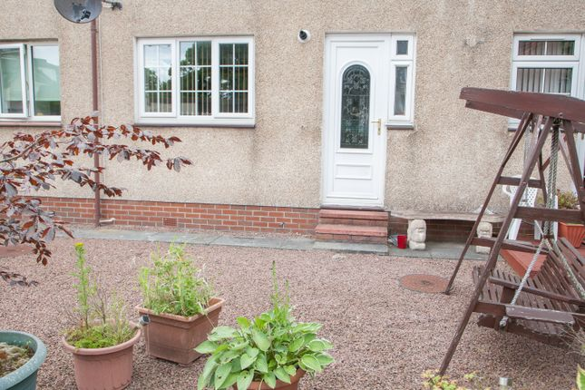 Thumbnail Flat for sale in Caledonia Crescent, Ardrossan