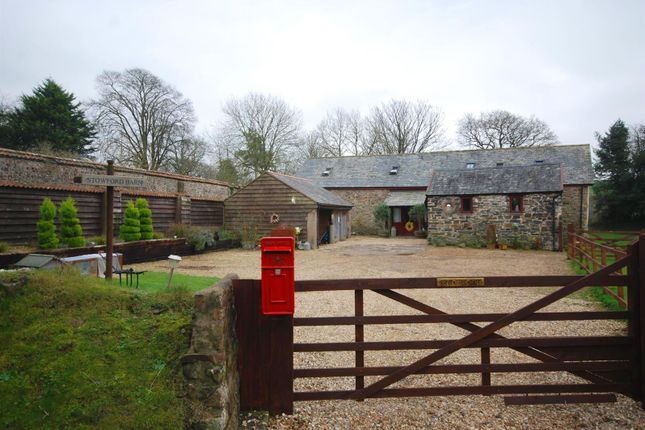 Thumbnail Detached house for sale in Chittlehampton, Umberleigh